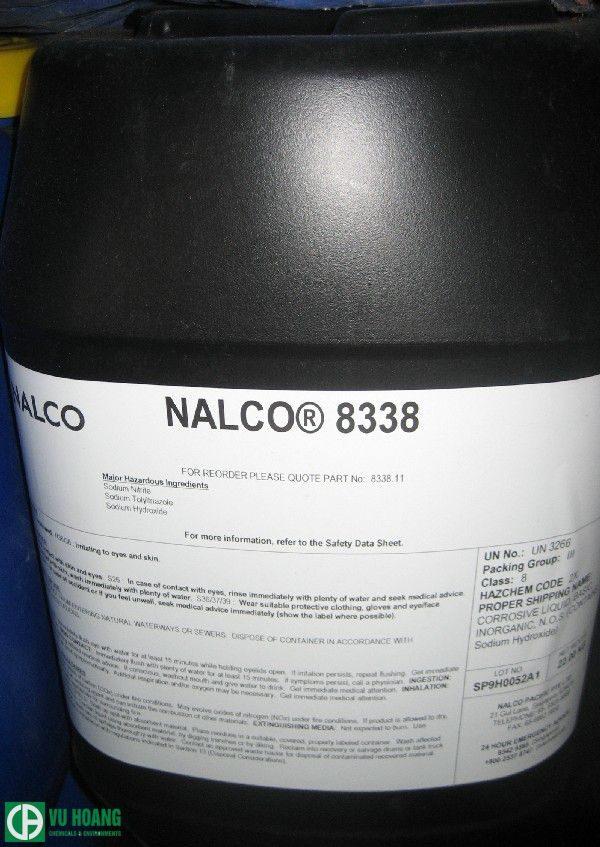 Chiller Treatment - Nalco 8338 - Vu Hoang Environment and Chemical  Technology Co., LTd