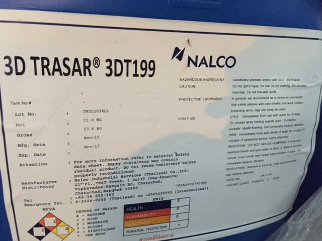Nalco Chemical Treatment Related Keywords & Suggestions - Nalco